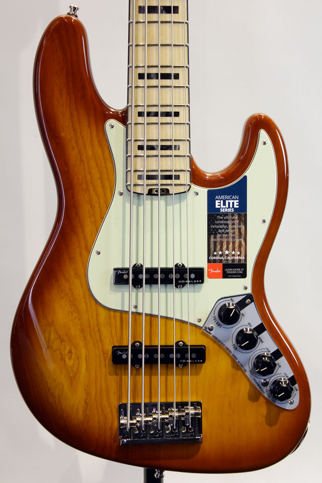 2017 AMERICAN ELITE JAZZ BASS V (TBS/M)