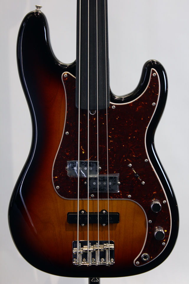 Tony Franklin Fretless Precision Bass(3CS)
