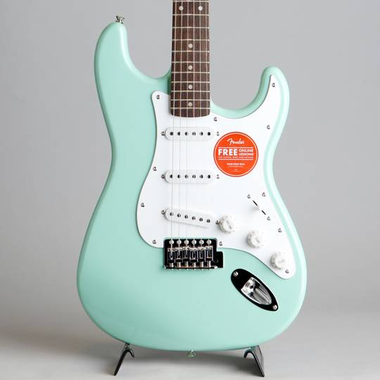Affinity Series Stratocaster Surf Green/LRL
