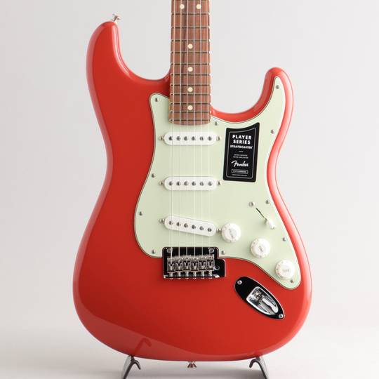 Limited Edition Player Stratocaster/Fiesta Red/PF【S/N:MX20030656】