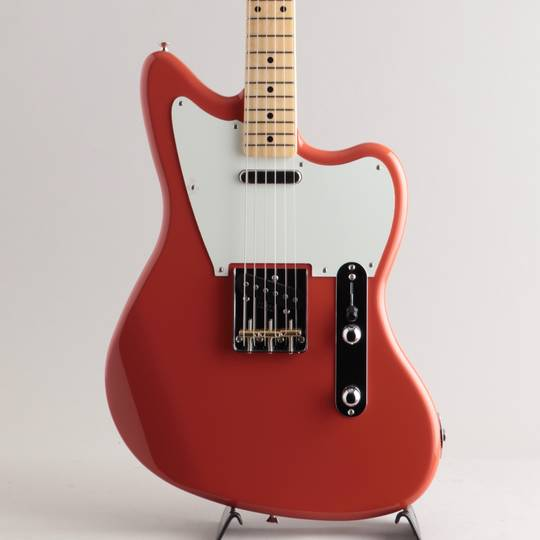 Made in Japan Offset Telecaster/Fiesta Red/M