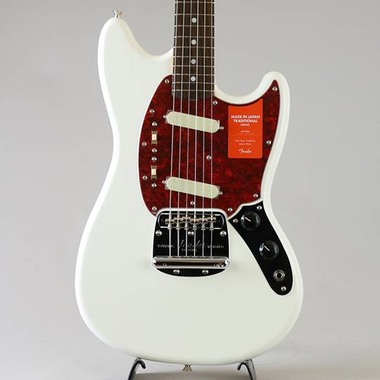 Made In Japan Traditional 60s Mustang/Arktic White