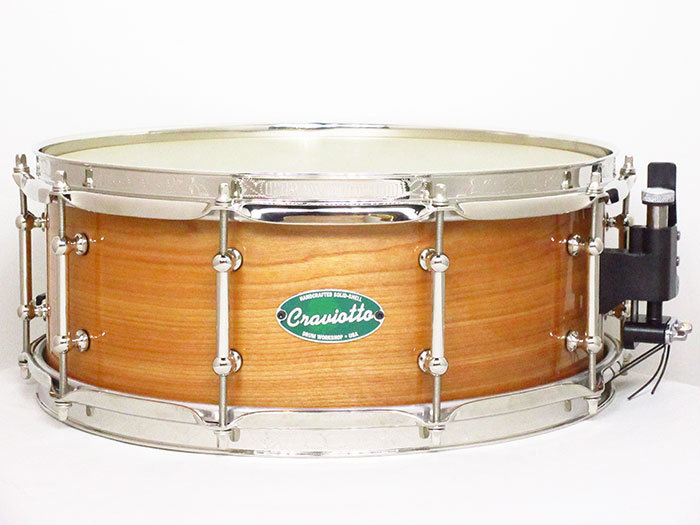 NOS 2003' Craviotto Lake Superior Solid Birch Timeless Timber 35/100