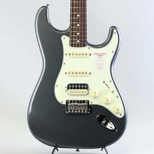 Made in Japan Hybrid 60s Stratocaster HSS/Charcoal Frost Metallic/R【S/N:JD19002476】
