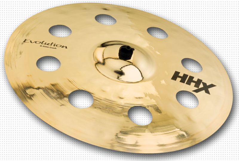 "【新品30%OFF!!】HHX Evolution 16"" O-Zone Crash"