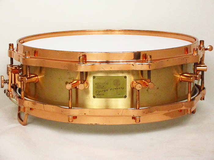SONOR 【中古品】90's Horst Link Signature Series HLD593 Bell Bronze 14×4 ソナー