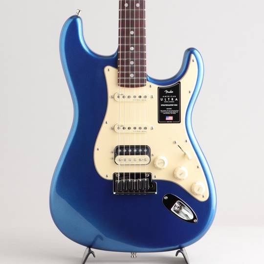 American Ultra Stratocaster HSS/Cobra Blue/RW【S/N:US20051449】