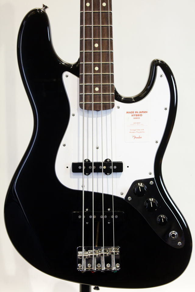 HYBRID 60S JAZZ BASS (BLK)