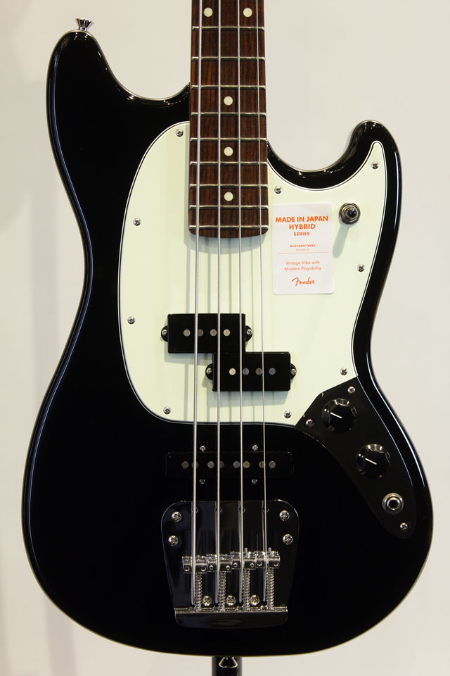 Made in Japan Hybrid Mustang Bass (BLK)【試奏動画有り】