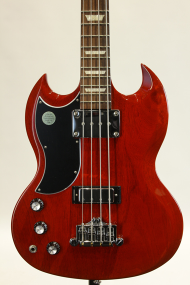 SG STANDARD BASS 2019 Lefty Heritage Cherry