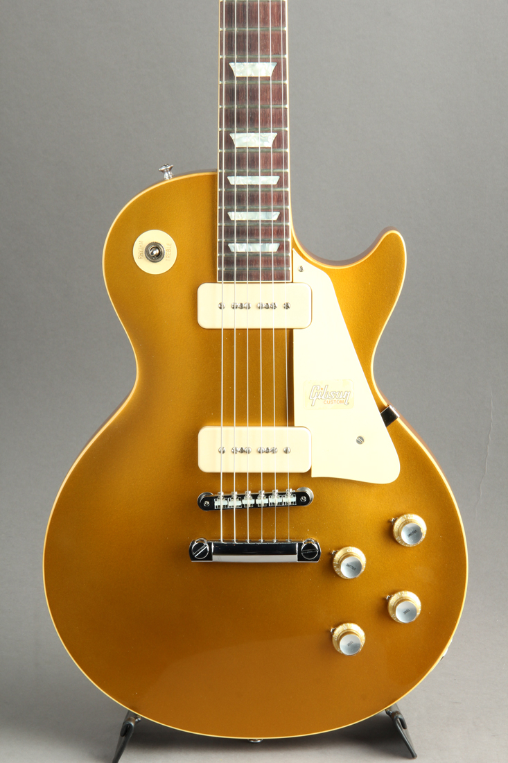 50th Anniversary 1968 Les Paul Gold top  VOS