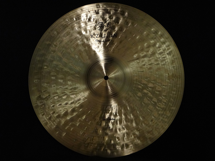 "【中古品】K CONSTANTINOPLE 18"" CRASH 1360g"