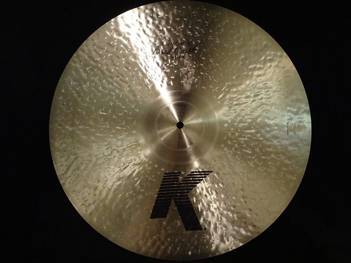 "【1点限り新品特価30%OFF!!】K Custom 19"" Dark Crash"