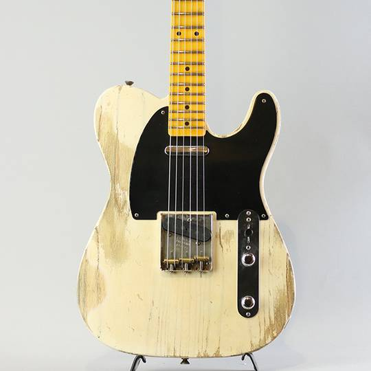 50's Telecaster Relic Built by Kyle Mcmillin/White Blonde【S/N:R96505】 【現地選定品】