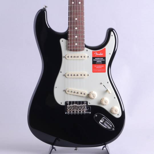 American Professional Stratocaster/Black/R【S/N:US19017579】