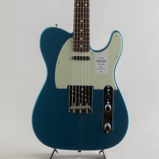 Made in Japan Traditional 60s Telecaster/Lake Placid Blue