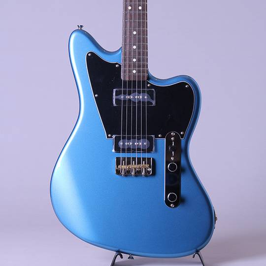 Limited Mahogany Offset Telecaster P90/Lake Placid Blue【S/N:JD19013599】