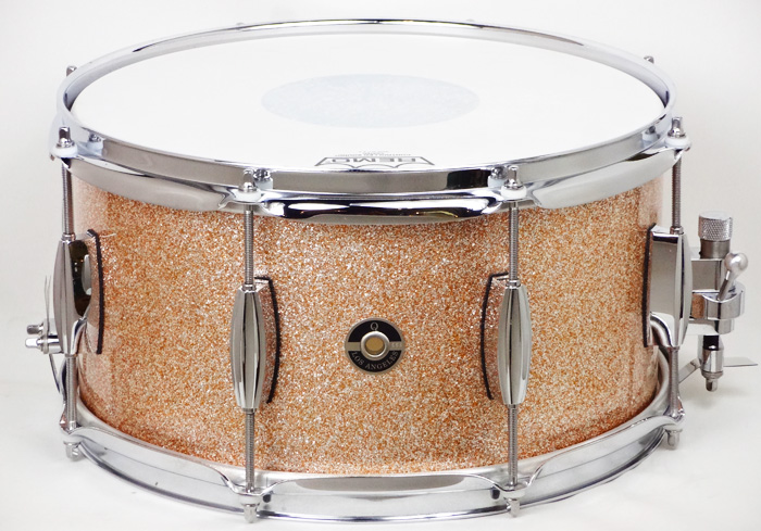 "【USED】Maple 10ply 13""x7"" Champagne Sparkle"