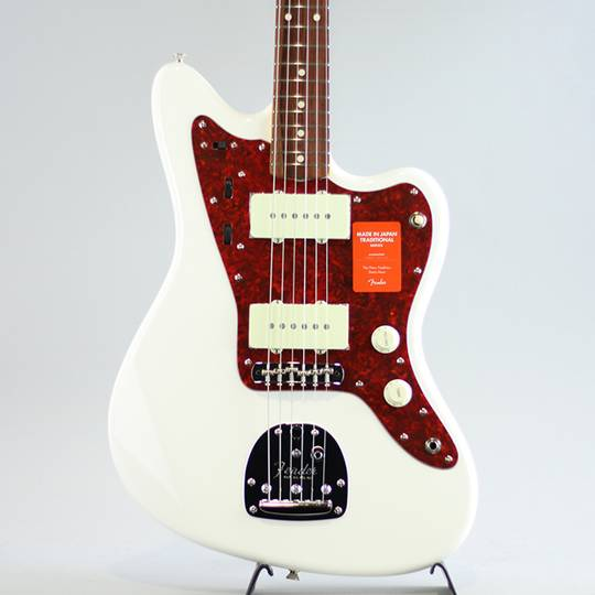 Made In Japan Traditional 60s Jazzmaster/Arctic White【S/N:JD19005754】