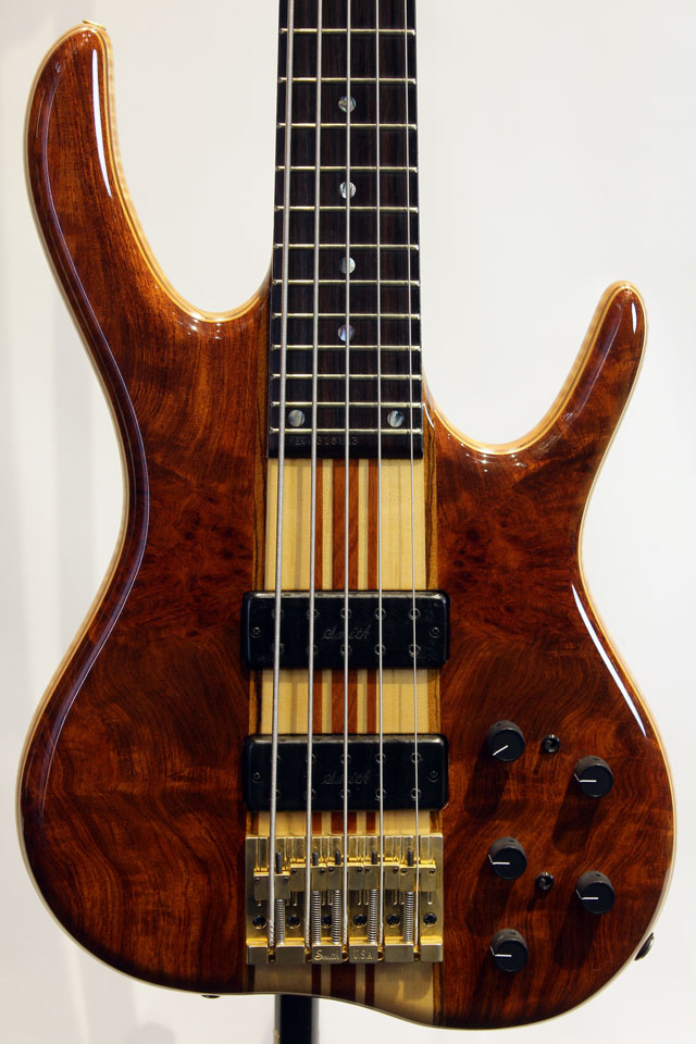 "BB5FEG-BTX  FUSION ELITE ""Bubinga 7pc Body&Neck"""