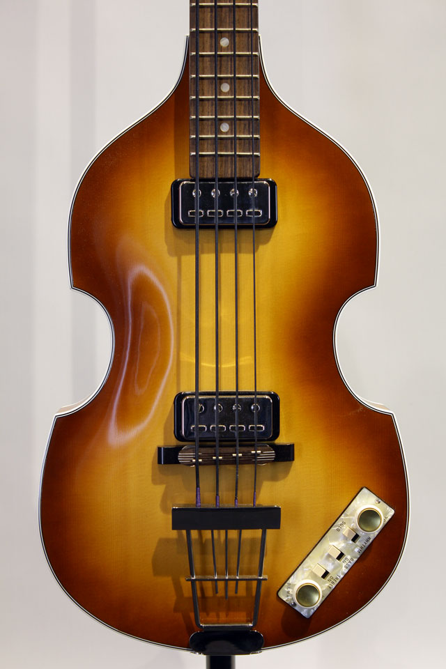 Violin Bass 500/1 Vintage 62  World History Premium 3rd