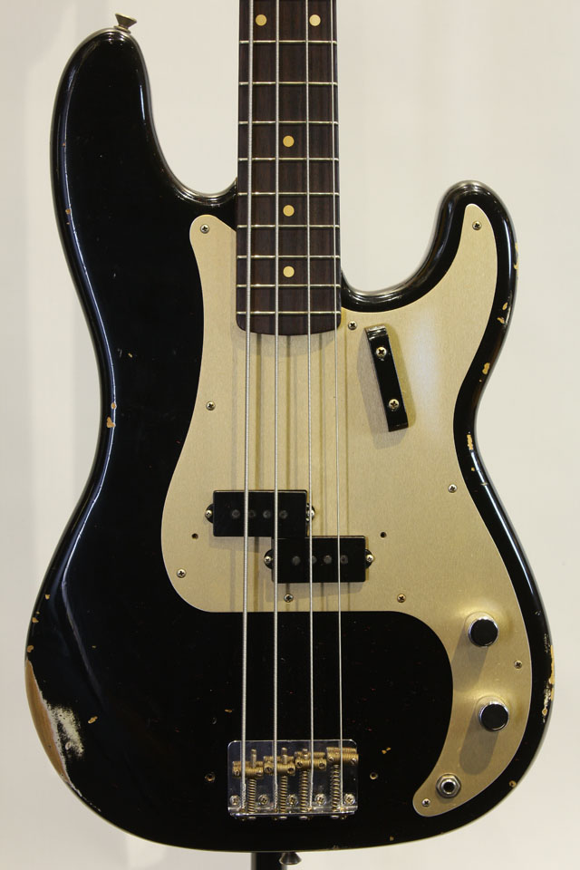 Ltd NAMM 1959 PRECISION BASS RELIC (Aged Black)