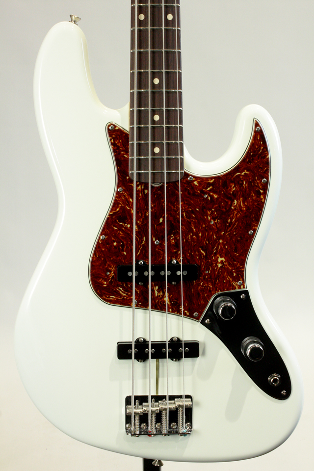 MBS 1960 Jazz Bass Olympic White NOS by Jason Smith 【ローン無金利】【送料無料】
