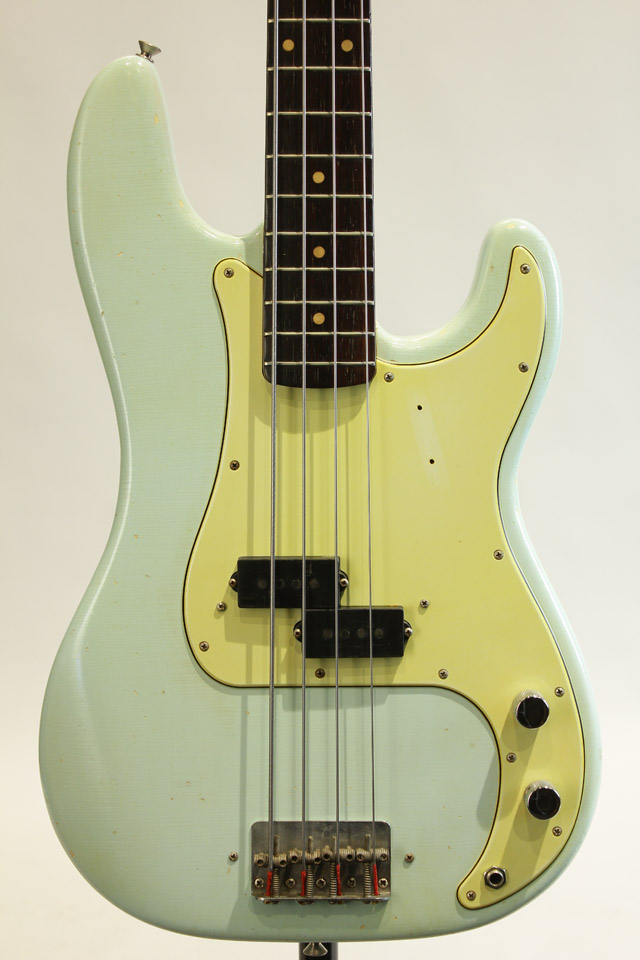 Precision Bass 1961 (Refinish/Sonic Blue)