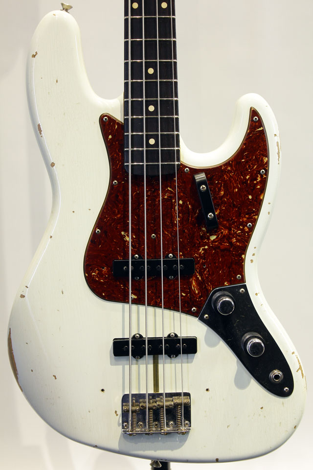 Ltd Namm 1960 Jazz Bass Relic AOLW