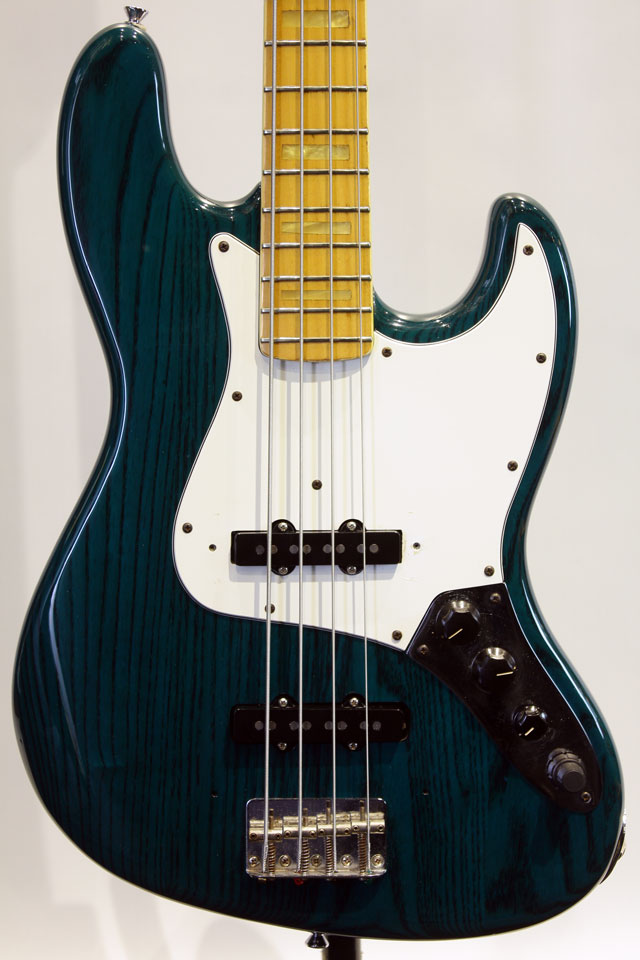 Jazz Bass 1976 Modify