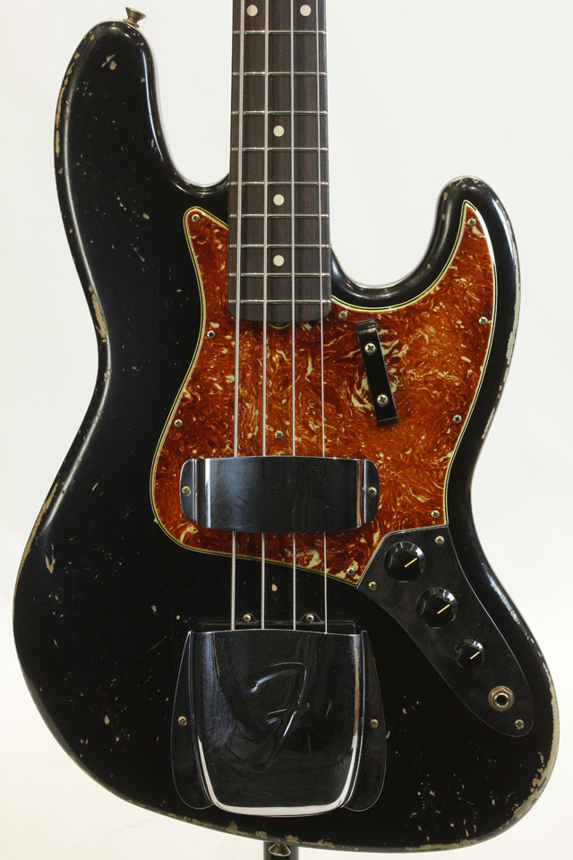 MBS 1963 Jazz Bass Heavy Relic Black / MH by Todd Krause 【ローン無金利】【送料無料】