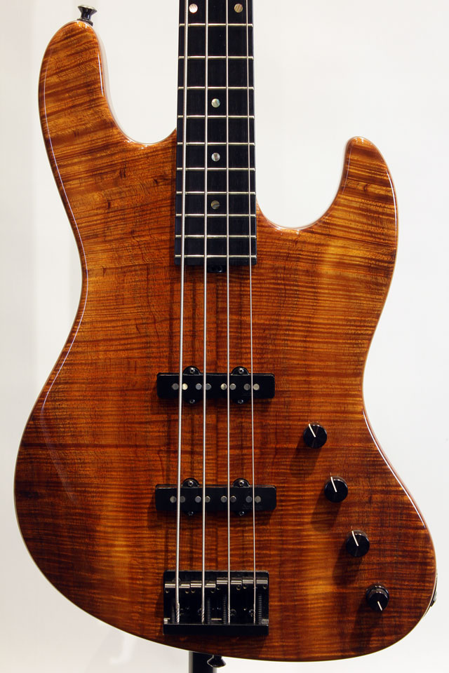 4strings 21fret Koa Top 25th Anniversary