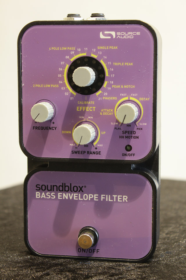 SA126 Bass Envelope Filter