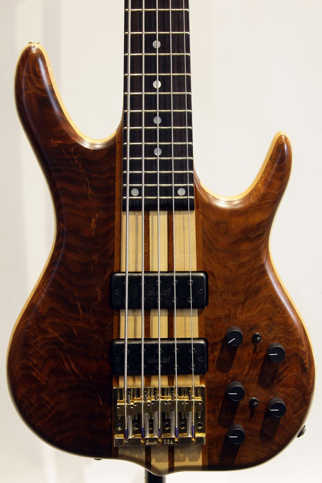 Black Tiger Petit 5st 3PC【4A Crotch Walnut Top】【試奏動画有り】
