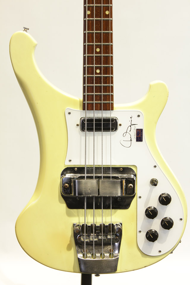RICKENBACKER 4001CS Chris Squire Limited Edition リッケンバッカー
