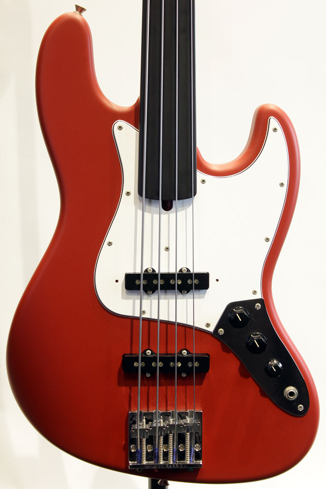 JB-Traditional Fretless Custom