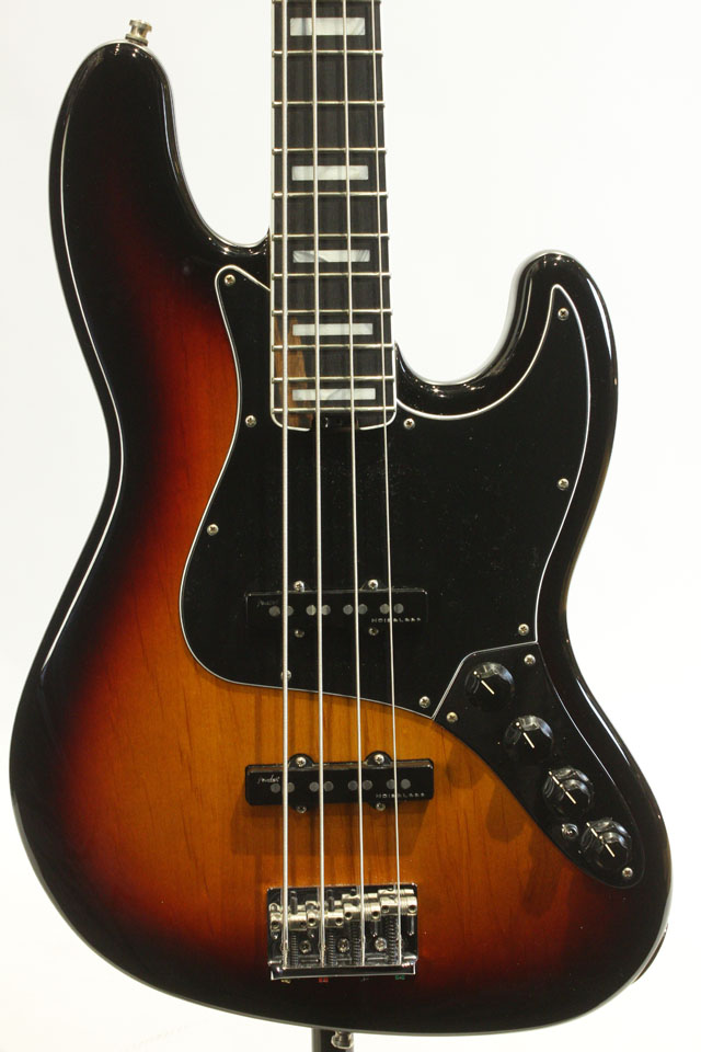 American Elite Jazz Bass 3TSB