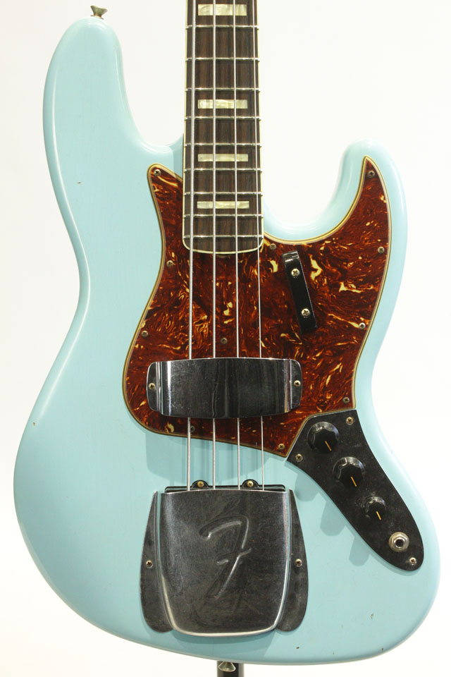 2020 Collection Cusrom Build 66 Jazz Bass ADNB JRN