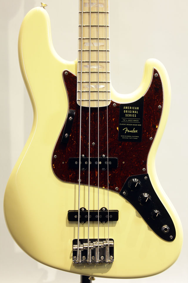 American Original 70s Jazz Bass (VWH)