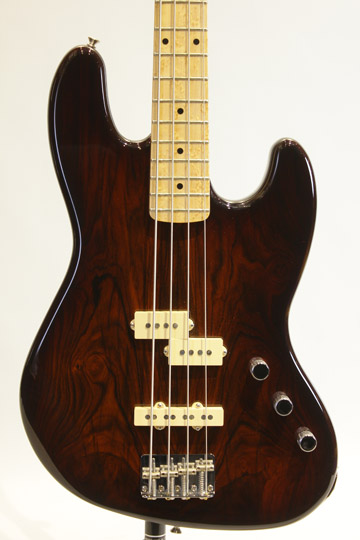 MBS Cocobolo Top PJ Bass NOS by Vincent Trigt 【NAMM 2020】