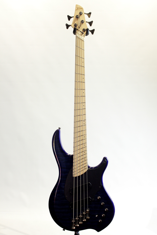 DINGWALL Combustion CC1 5st Quilt Maple Top Indigo Burst ディングウォール サブ画像2
