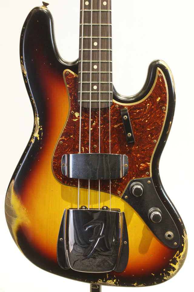 2020 Collection Custom Build 1960 Jazz Bass Heavy Relic (3TSB)【ローン無金利】【送料無料】