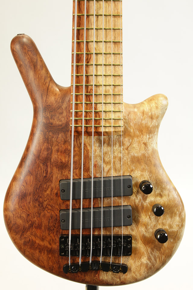 "Custom Shop Thumb Bass NT 6st ""Swirly Bubinga"""
