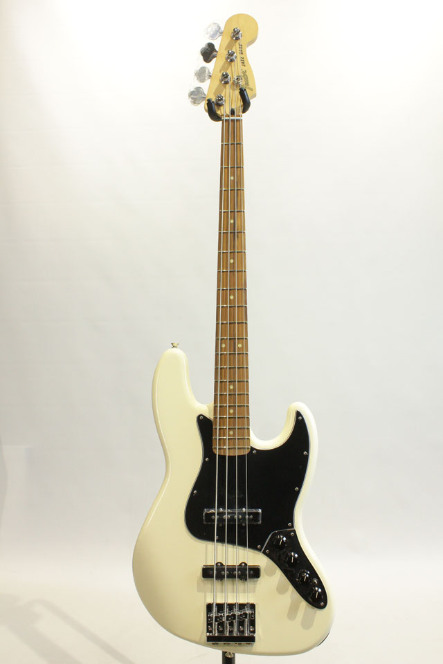 FENDER/MEXICO Deluxe Active Jazz Bass / PF (Olympic White) フェンダー/メキシコ サブ画像2