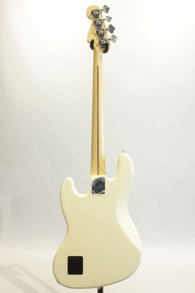 FENDER/MEXICO Deluxe Active Jazz Bass / PF (Olympic White) フェンダー/メキシコ サブ画像3