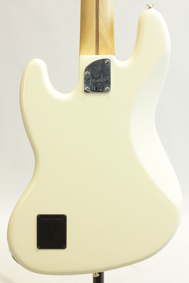 FENDER/MEXICO Deluxe Active Jazz Bass V / PF (Olympic White) フェンダー/メキシコ サブ画像1