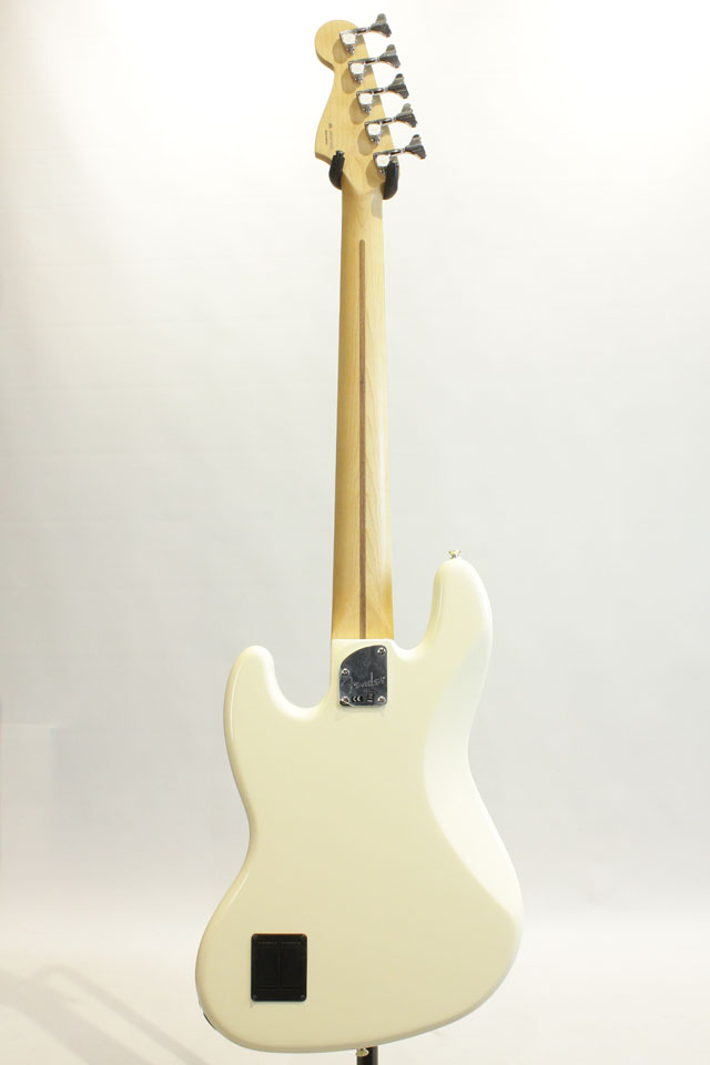 FENDER/MEXICO Deluxe Active Jazz Bass V / PF (Olympic White) フェンダー/メキシコ サブ画像3