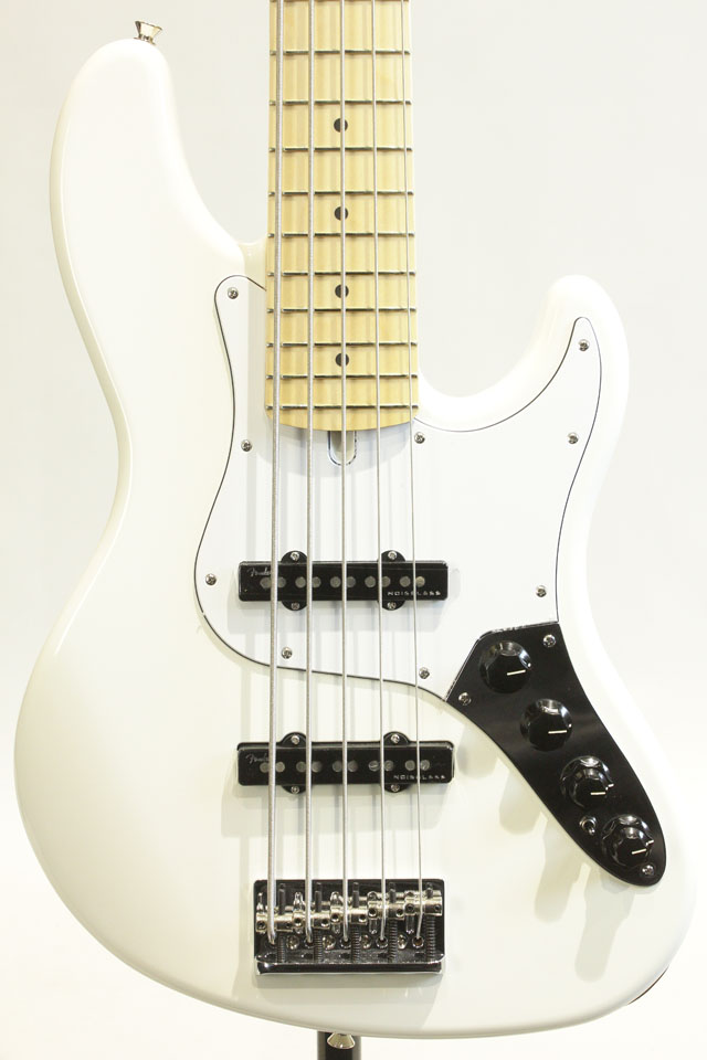 MADE IN JAPAN LIMITED DELUXE JAZZ BASS V (AW)
