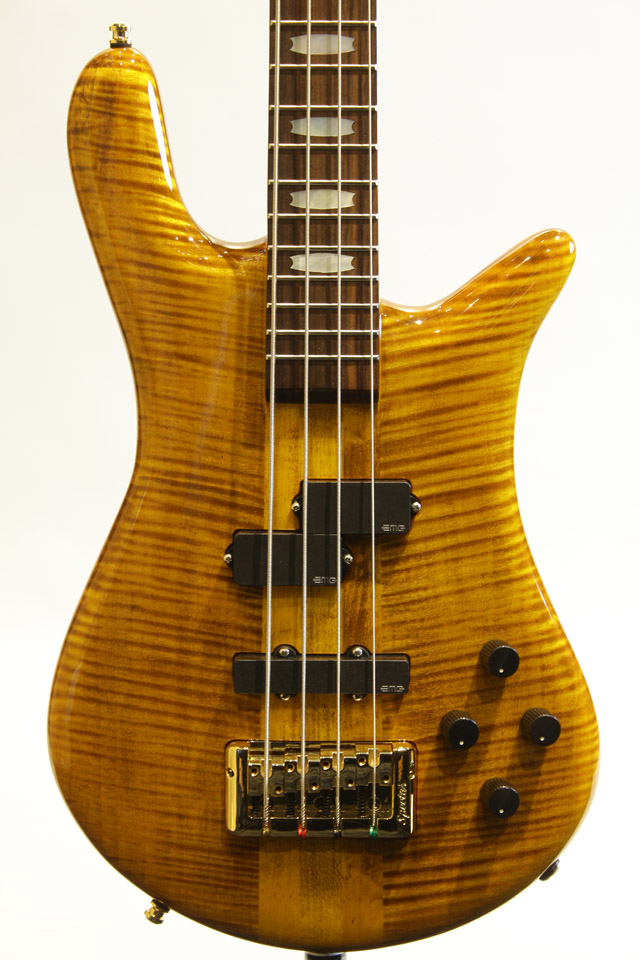 EURO 4 LX Premium Wood (Tiger Eye Gloss)