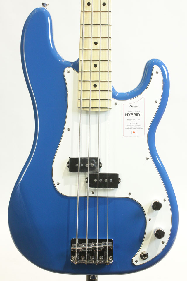 MADE IN JAPAN HYBRID II PRECISION BASS  Forest Blue / Maple
